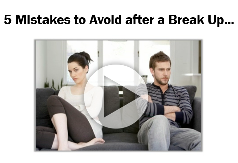 5 mistakes to avoid after abreak up