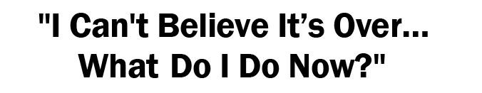 how to get over a break up headline